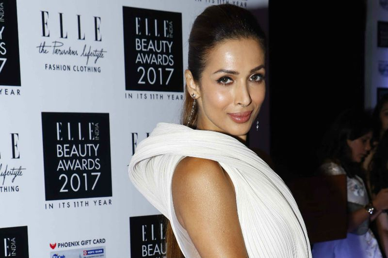 Malaika Arora At Elle Beauty Awards 2017