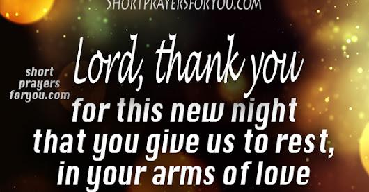 Short Prayers - Google+