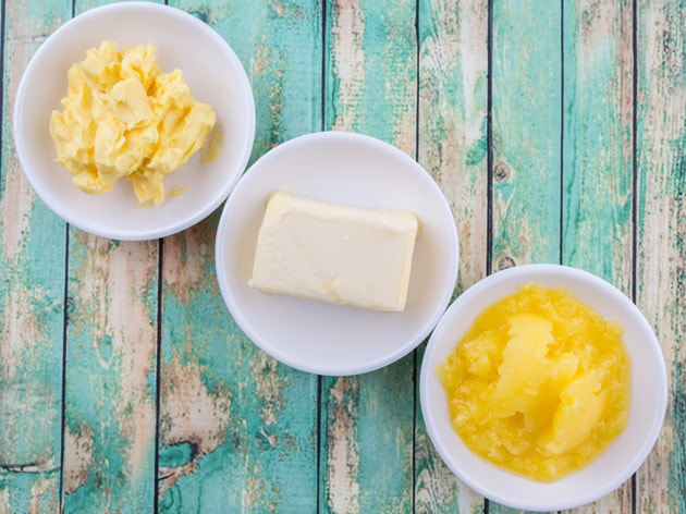 Margarin & Mentega