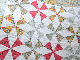 friday night quilt and quilting lines