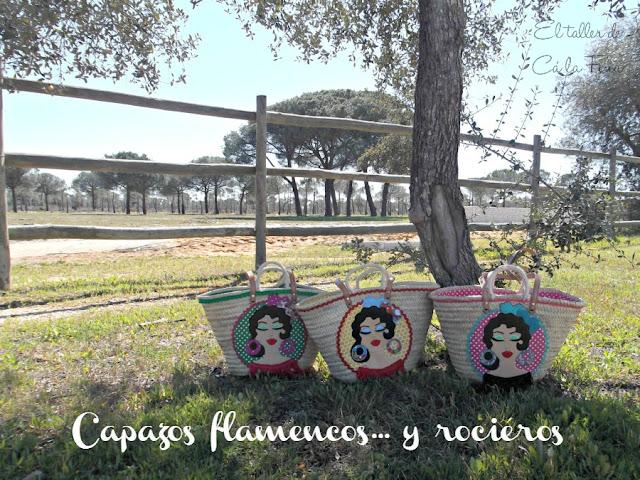 capazos-flamencos-decorados-personalizados