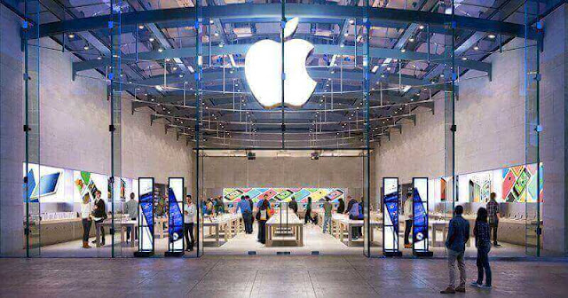 Apple store stolen 19 iphones