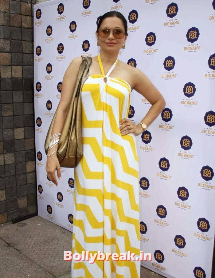 Maria Goretti, Celebs at Shruti Seth & Danish Aslam's Sunday Brunch