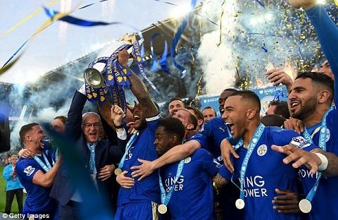 Leicester khép lại mùa giải cùng với sự tiếc nuối của các CLB khác