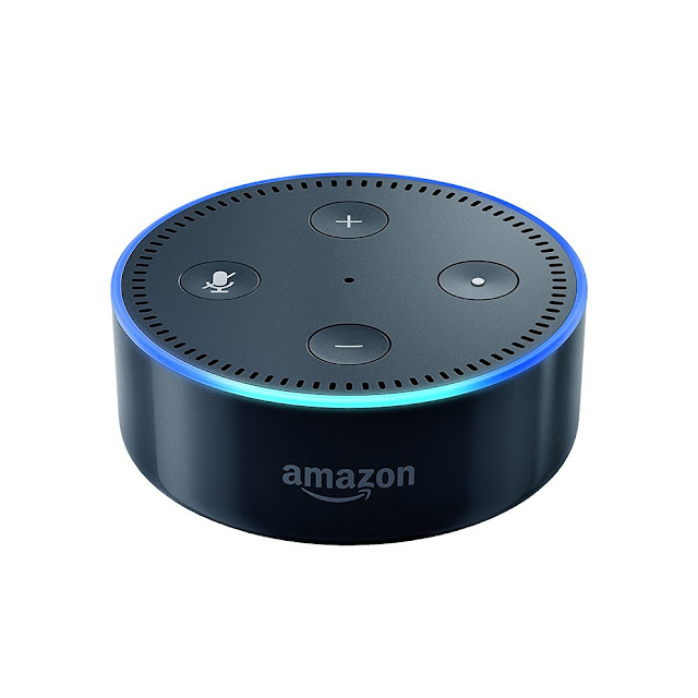 amazon echo dot second generation with alexa