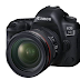 Canon lanceert EOS 5D Mark IV camera
