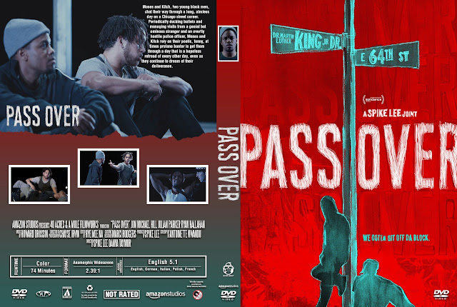 Pass Over DVD Cover