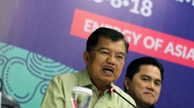JK Minta Prabowo Terbuka Sebut Siapa Elite yang Diancam