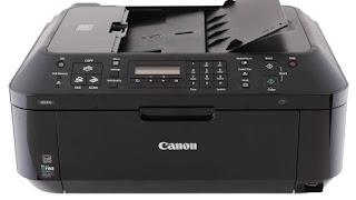 Canon PIXMA MX410 Driver Download and Manual Setup