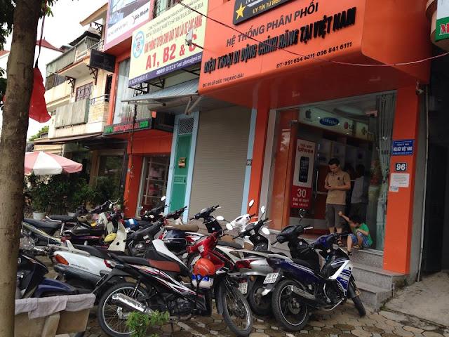 Cửa hàng bán Htc one m8 cũ chính hãng