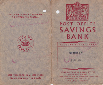 Post Office Savings Schemes - Post Office Savings Account