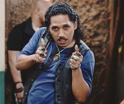 Ady Jabrix pemeran Plongo Amanah Wali 4