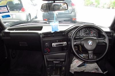 Interior BMW E30 M40