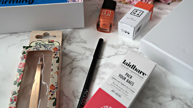 Danielle Levy, roccabox, birchbox, 3ina, lartizy, vintage cosmetics company, laid bare skincare, battle of the beauty box, cath kidston, model co, beautaniq beauty, marcelle, afterspa, Liverpool