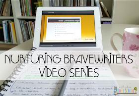 Nurturing BraveWriters video course review from a muslim homeschool