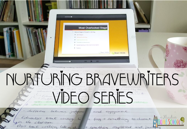 Nurturing BraveWriters video course review from a muslim homeschool