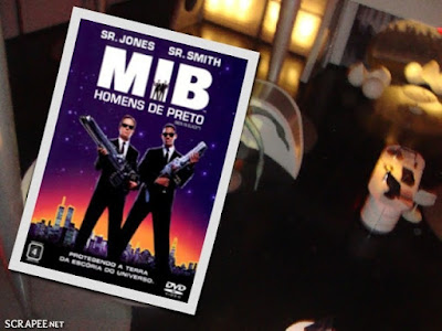 MIB - Universal Studios
