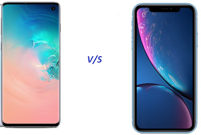 Samsung Galaxy S10e v/s iPhone Xr: Which one is the best option?