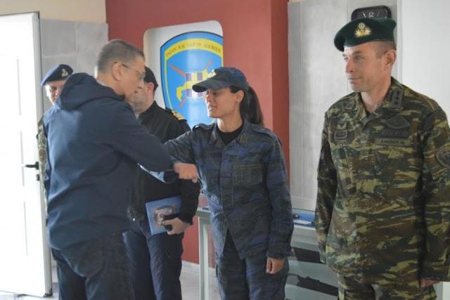 Νέος…χαιρετισμός στις Ένοπλες Δυνάμεις!