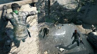 Tom Clancy's Splinter Cell Blacklist Setup Download
