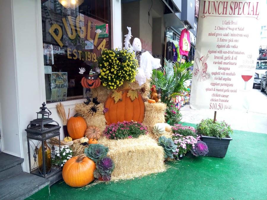 Halloween en Little Italy - Nueva York (foto: Otro día Perfecto)