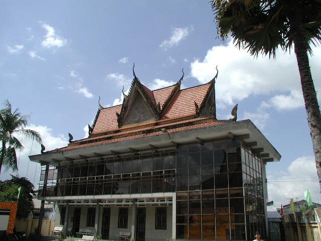 Khleang Pagoda, Soc Trang