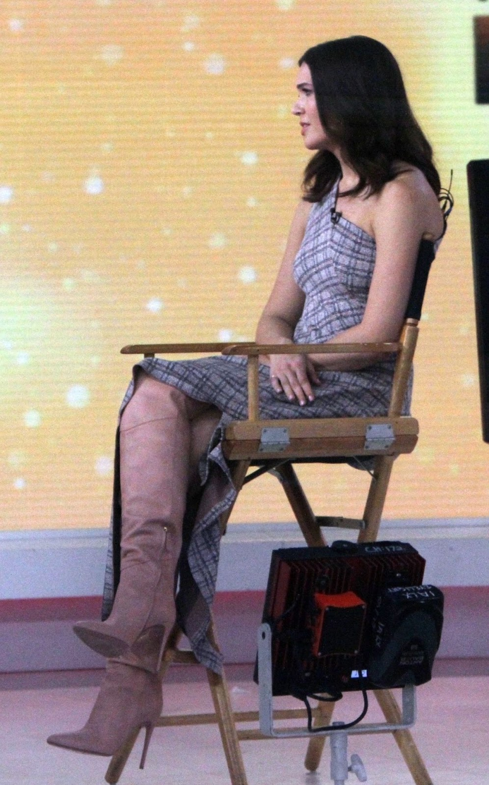 Mandy Moore at Today Show in New York - 02/04/2019