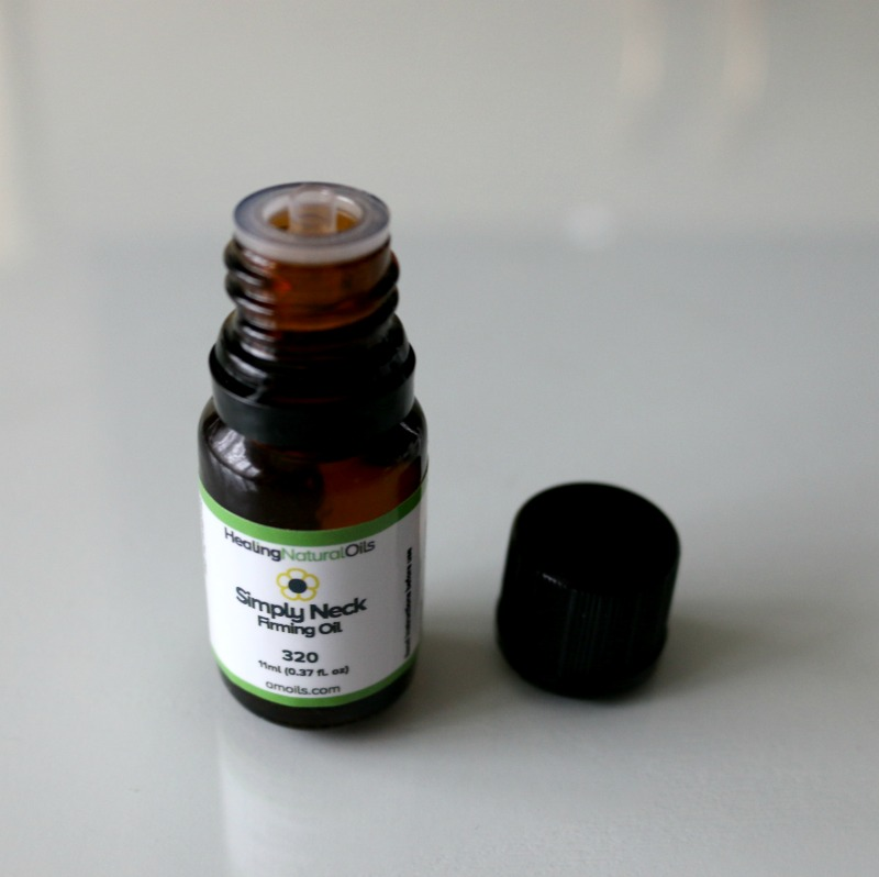 Amoils Healing Natural Oils Simply Neck Firming Oil
