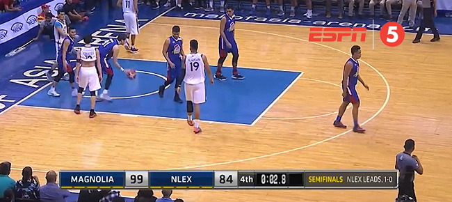 Magnolia def. NLEX, 99-84 (REPLAY VIDEO) Semis Game 2 / March 12