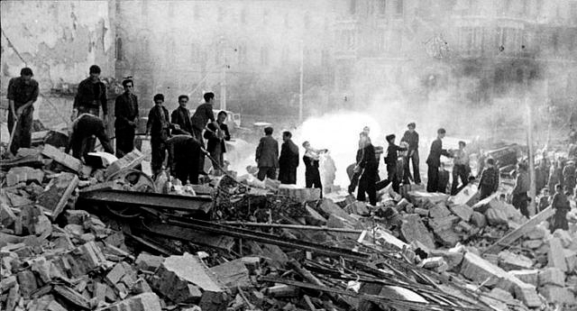 El PP se niega a condenar a los responsables del bombardeo de Gernika