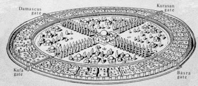 Η κυκλική πόλη της Βαγδάτης: Η ιστορία της μεγαλύτερης πόλης στον κόσμο