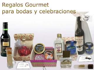 detalles para invitados regalar productos gourmet