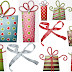 Gifts Images of the First Christmas Clipart.