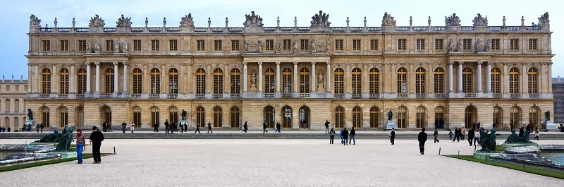 Château de Versailles - Top 10 Sites in Paris