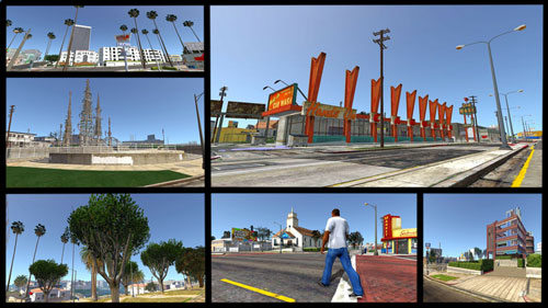 Free Download GTA V & IV Map Mod For GTA San Andreas With installation Video