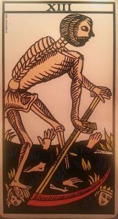 La Muerte- Arcano XIII