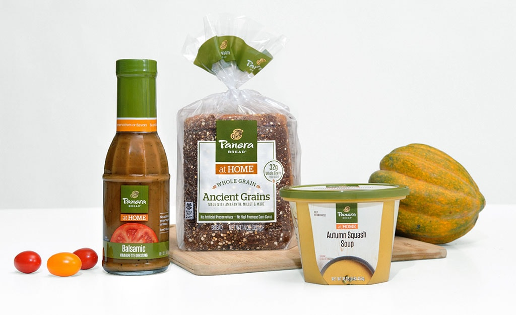 Inspirasi Desain Kemasan Packaging - Panera at Home