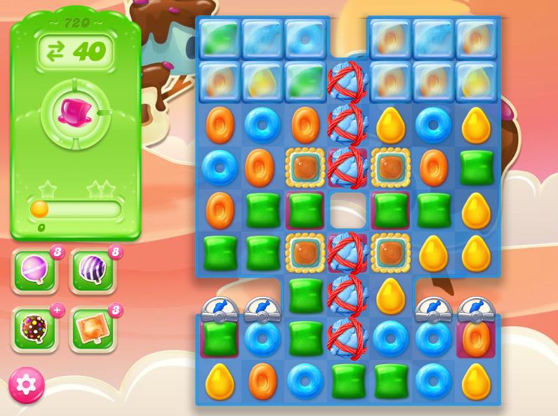 Candy Crush Jelly Saga level 720