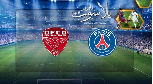نتيجة مباراة باريس سان جيرمان وديجون بتاريخ 18-05-2019 الدوري الفرنسي