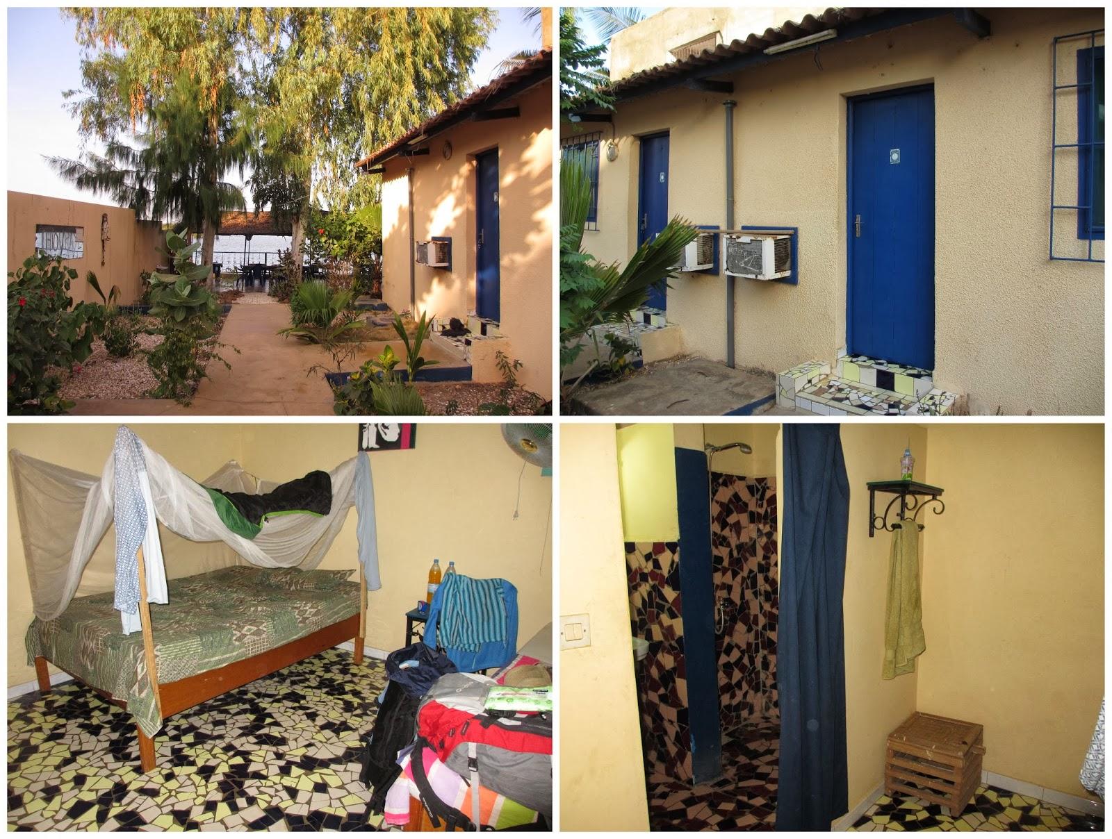 Onde DORMIR NO SENEGAL | Os hotéis que usamos e marcamos na nossa viagem independente no Senegal