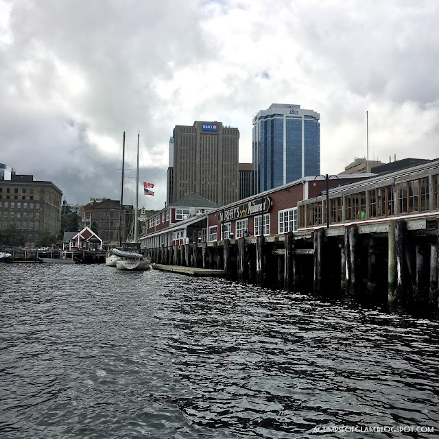 Harbor in Halifax Nova Scotia - Andrea Tiffany A Glimpse of Glam