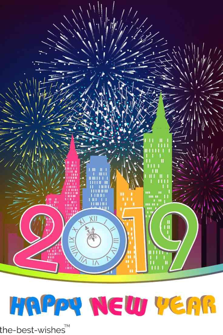 best happy new year 2019 image