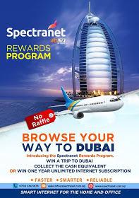 Spectranet 4G Customer Loyalty program