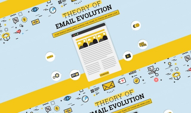 Theory Of Email Evolution