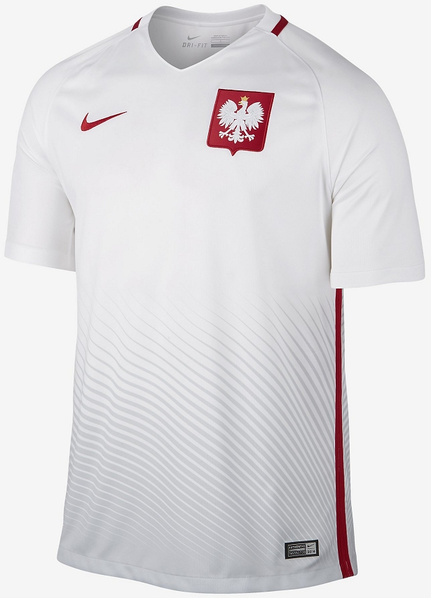 db7400f0c181d Nike divulga as novas camisas da Polônia - Show de Camisas
