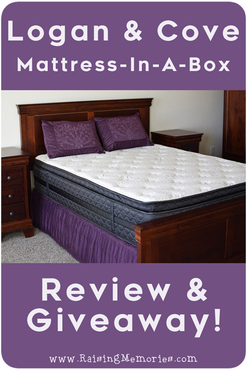 Logan and Cove Mattress Review