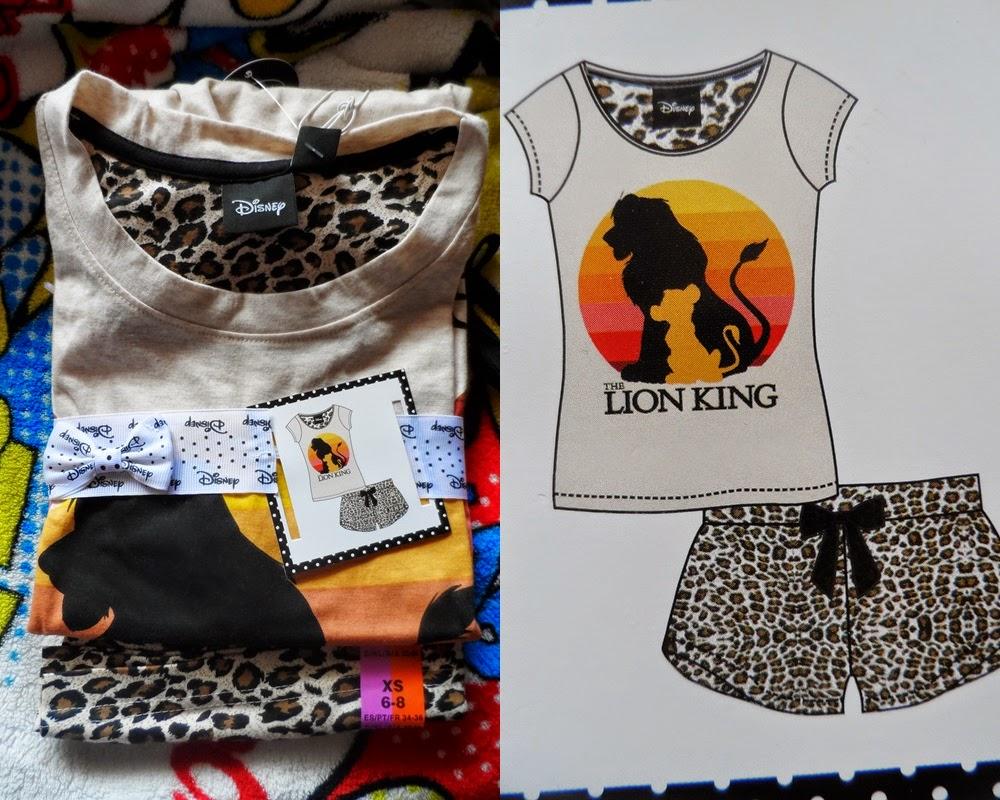 ece8e5788 Pijama del Rey León  De mis pelis Disney favoritas y la favorita de mi  chico ❤