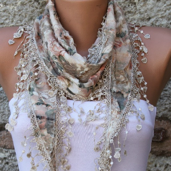 Indie Sista's: Beautiful Handmade Scarves