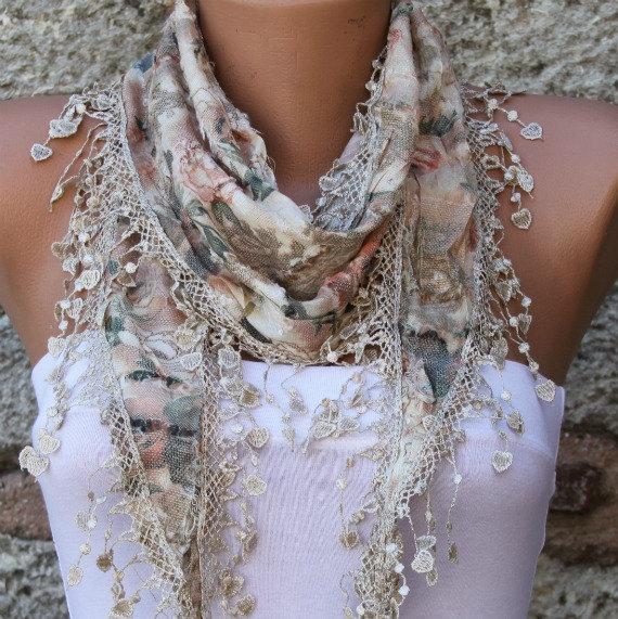 Indie Sista's: Beautiful Handmade Scarves