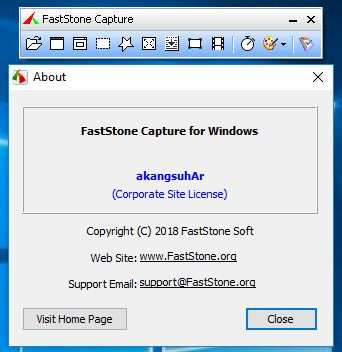 Download FastStone Capture full crack